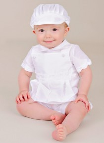 945ade171 James Baby Boy's Christening, Baptism or LDS Blessing Outfit