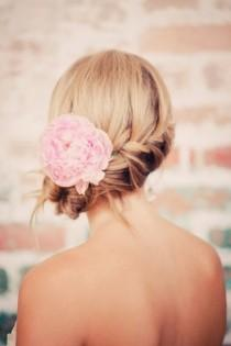 wedding photo - Weddings! Gorgeous Hairdos