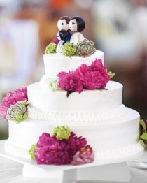 wedding photo - Weddings-Cake Topper