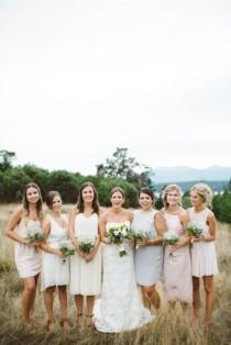 wedding photo - Rustic Elegant Wedding On Galiano Island