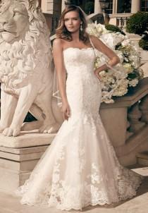 wedding photo - Casablanca Bridal Fall 2014