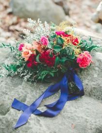 wedding photo - Folksy Bohemian Wedding Inspiration