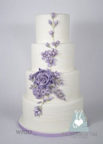 wedding photo - Beautiful Cakes & Cup Cakes