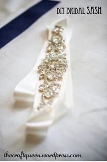 wedding photo - Blessed Dress Bling