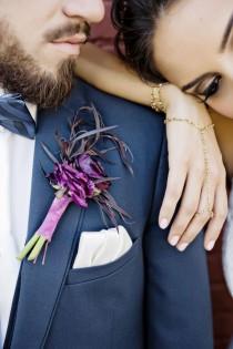 wedding photo - Wanderlust Wedding Inspiration, Part 1