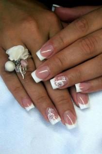 wedding photo - 42 Nail Art Ideas