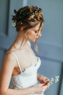 wedding photo - Spring   Nature Bridal Portraits