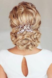wedding photo - Incredibly Stunning Wedding Hairstyles