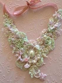 wedding photo - Pretty Pink, Beautiful Blue,Gorgeous Green Lovely Lavender