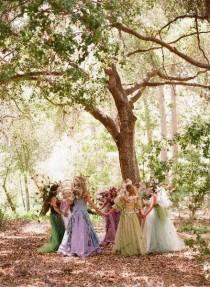 wedding photo - Fairytale Woodland Weddings