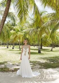 wedding photo - Classic Elegance - Amanda Wakeley Wedding Dresses For 2015