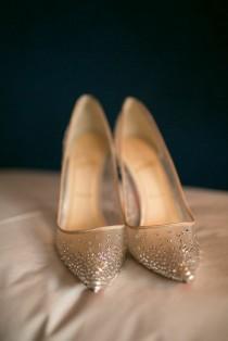 wedding photo - Irresistibly Gorgeous Wedding Shoes