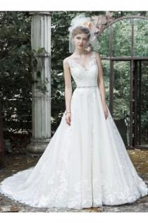 wedding photo - Maggie Sottero Bridal Gown Sybil 5MS701