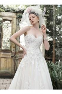 wedding photo - Maggie Sottero Bridal Gown Dallasandra 5MT648