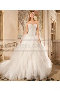 wedding photo - Demetrios Wedding Dress Style 579 - Wedding Dresses 2015 New Arrival - Formal Wedding Dresses