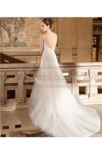 wedding photo - Demetrios Wedding Dress Style 578 - Wedding Dresses 2015 New Arrival - Formal Wedding Dresses