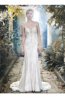wedding photo - Maggie Sottero Bridal Gown Miela 5MT654