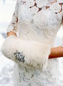 wedding photo - Winter Queen