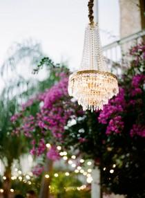 wedding photo - Twinkle Lights & Sparkly Weddings