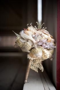 wedding photo - WEDDING/brooch Bouquet