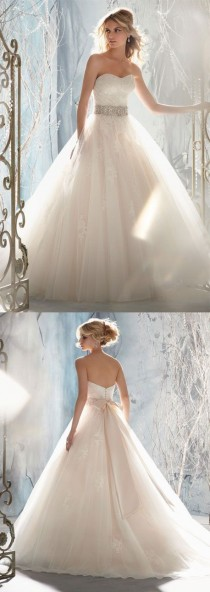 wedding photo - Weddings-Bride-Tulle