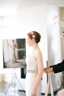 wedding photo - Designer Sareh Nouri Interview at New York Bridal Fashion Week