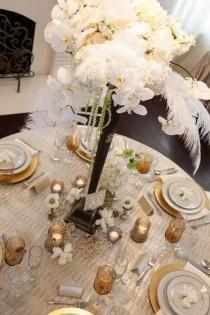 wedding photo - Daisy & Gatsby Get Married