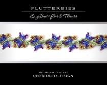 wedding photo - Flutterbies PDF Beading Tutorial