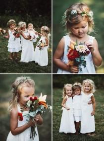 wedding photo - Ideas Y Looks Para Los Más Pequeños De La Boda