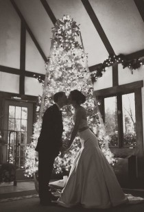 wedding photo - Winter Weddings