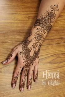 wedding photo - Henna Inspiration