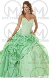 wedding photo -  Sweetheart princess formal dresses,vintage formal dresses australia