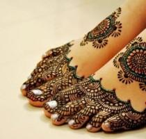 wedding photo - 86 Stunning Henna Tattoos