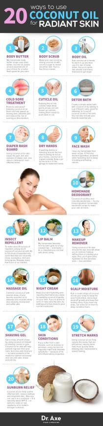 wedding photo - 20 Secret Ways To Use Coconut Oil For Skin - Dr. Axe