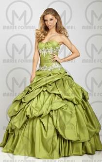 wedding photo -  Elegant princess formal dresses online,beautiful dresses for party