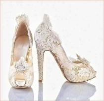 wedding photo - Bridal Accessories - Shoes