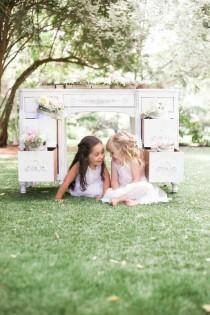 wedding photo - Flower Girls   Ring Bearers Photos