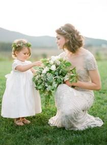 wedding photo - Elegant Outdoor Wedding Inspiration