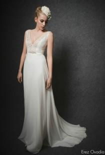 wedding photo - Erez Ovadia: The 2015 Blossom Collection