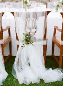 wedding photo - Chairs