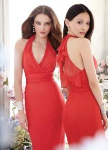 wedding photo - Jim Hjelm Occasions Bridesmaids Fall 2012 Collection