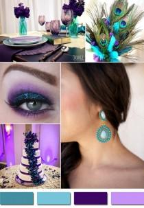 wedding photo - Fabulous 10 Wedding Color Scheme Ideas For Fall 2014 Trends