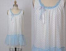 wedding photo - 1960s lingerie/ 60s babydoll/ medium