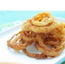 wedding photo - Low Carb Onion Rings