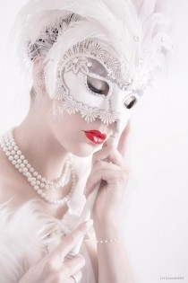 wedding photo - About Me ~ Minor Obsessions ~ Masks