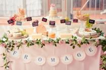 wedding photo - Cake / Dessert Table