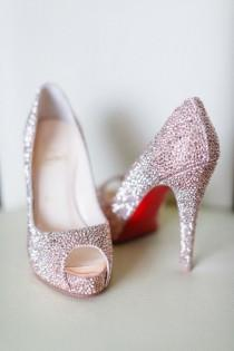 wedding photo - 30 Christian Louboutin Shoes You'll Love Almost As Much As Your Husband