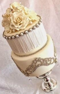 wedding photo - Chic Vintage Wedding Inspiration