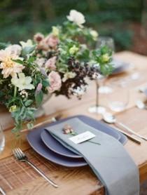 wedding photo - Ethereal Lavendar Hued Editorial