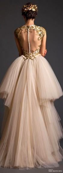 wedding photo - Krikor Jabotian Fall 2014 Bridal Collection